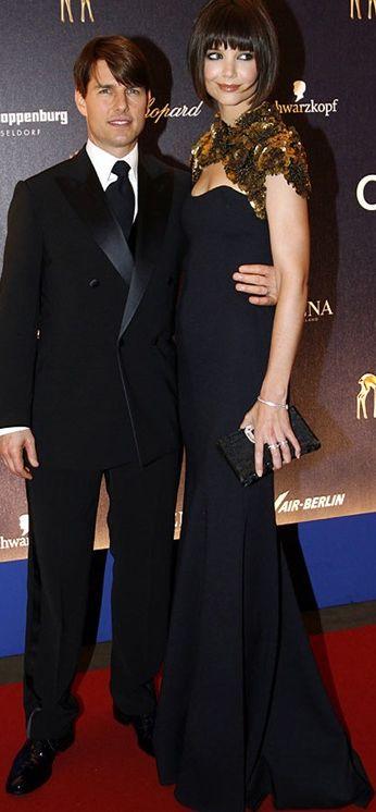 Katie Holmes ve Tom Cruise